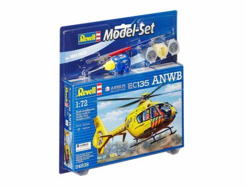 Revell Model Set Airbus Heli EC135 ANWB 1:72 (64939)