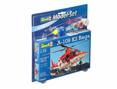 Revell Model Set A-109 K2 Rega 1:72 (64941)
