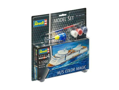 Revell Model Set M/S Color Magic 1:1200 (65818)
