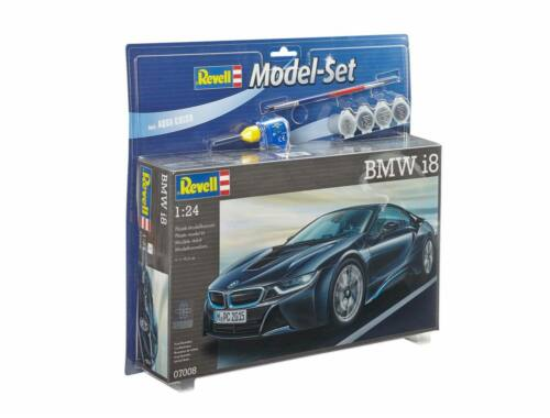 Revell Model Set BMW i8 1:24 (67008)
