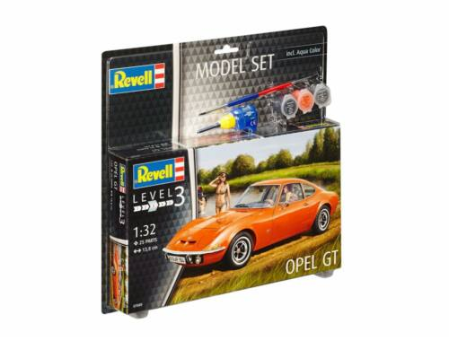Revell Model Set Opel GT 1:32 (67680)