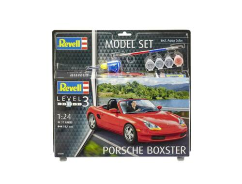 Revell Model Set Porsche Boxster 1:24 (67690)