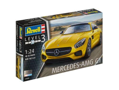 Revell Mercedes AMG GT 1:24 (7028)