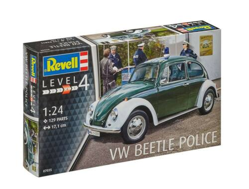 Revell VW Beetle Police 1:24 (7035)