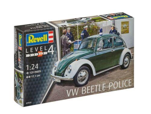 Revell VW Beetle Police 1:24 (7035)