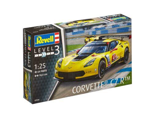 Revell Corvette C7.R 1:25 (7036)