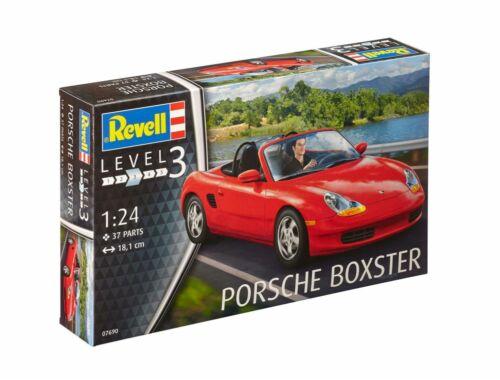 Revell Porsche Boxster 1:24 (7690)