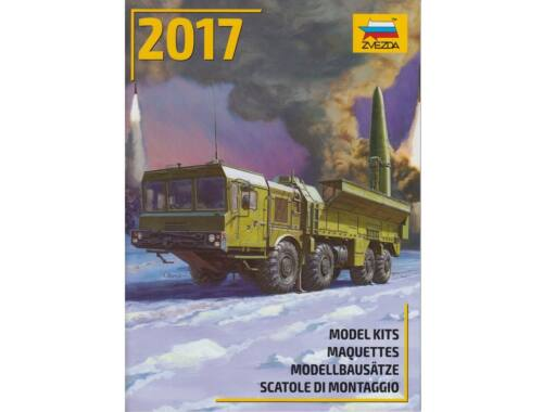 Zvezda katalógus 2017