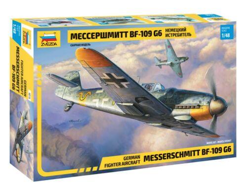 Zvezda Messerschmitt BF-109 G6 1:48 (4816)