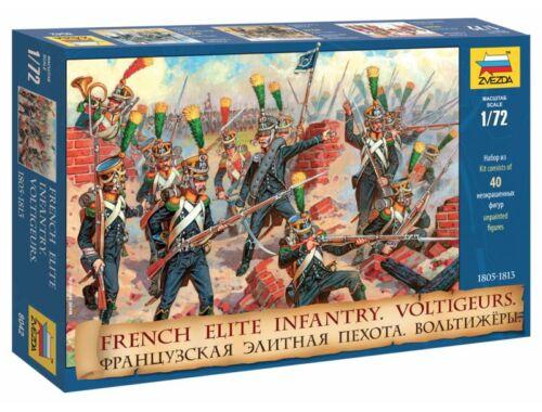Zvezda F. Voltigeurs Elite 1805-1813 1:72 (8042)