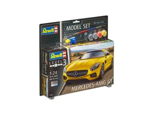 Revell Model Set Mercedes-AMG GT 1:24 (67028)