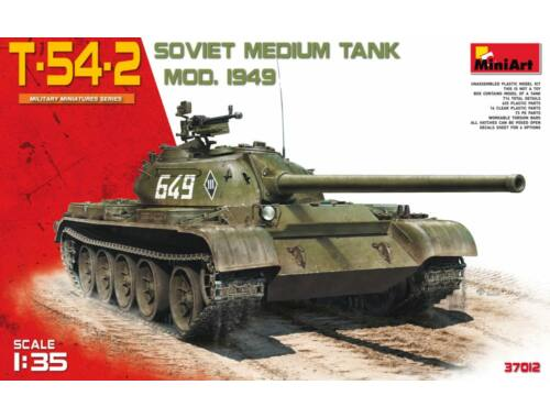 Miniart Soviet T-54-2 Mod. 1949 1:35 (37012)