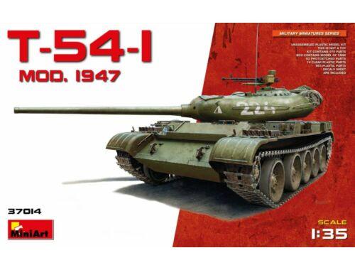 Miniart Soviet T-54-1 Medium Tank 1:35 (37014)