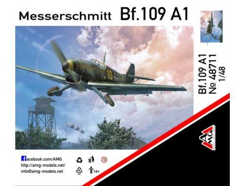 AMG Messerschmitt Bf.109A-1 1:48 (AMG48711)