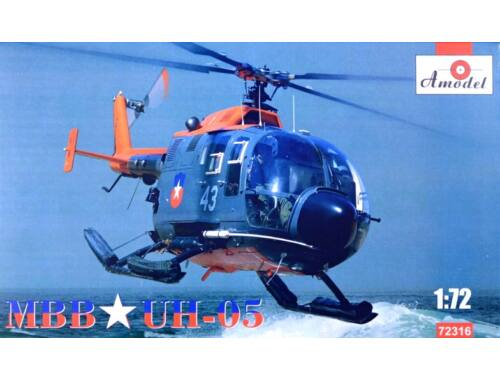Amodel MBB UH-05 Chilean Air Force 1:72 (72316)