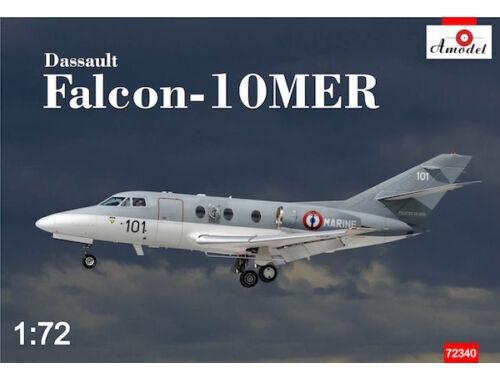 Amodel Dassault Falcon 10MER 1:72 (72340)