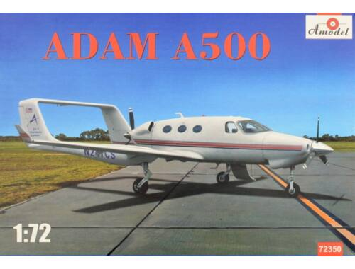 Amodel Adam A500 US civil aircraft 1:72 (72350)