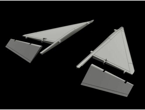 CMK AJ-37/ SF-37 / SH37 Viggen canard correction set 1:48 (4361)