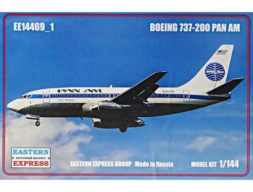 Eastern Express Boeing 737-200 PanAm 1:144 (14469-01)