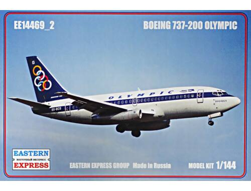 Eastern Express Boeing 737-200 Olympic 1:144 (14469-02)