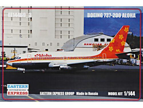 Eastern Express Boeing 737-200 Aloha 1:144 (14469-03)