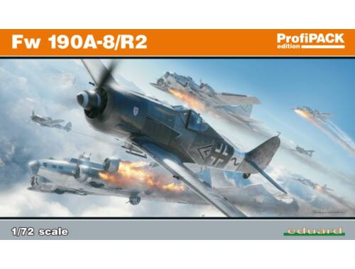 Eduard Fw 190A-8/R2 ProfiPACK 1:72 (70112)