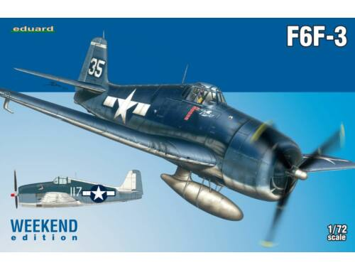 Eduard F6F-3 WEEKEND edition 1:72 (7441)
