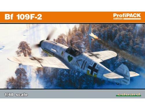 Eduard Bf 109F-2 ProfiPACK 1:48 (82115)