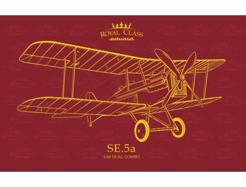 Eduard SE.5a ROYAL Class 1:48 (R0015)