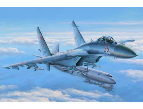 Hobby Boss Su-27 Flanker Early 1:48 (81712)
