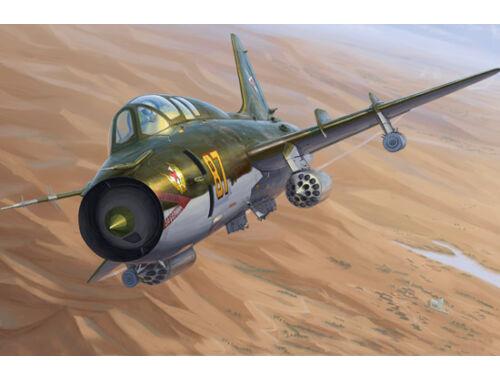 Hobby Boss Su-17UM3 Fitter-G 1:48 (81759)