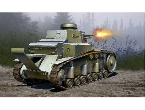 Hobby Boss Soviet T-18 Light Tank MOD1930 1:35 (83874)