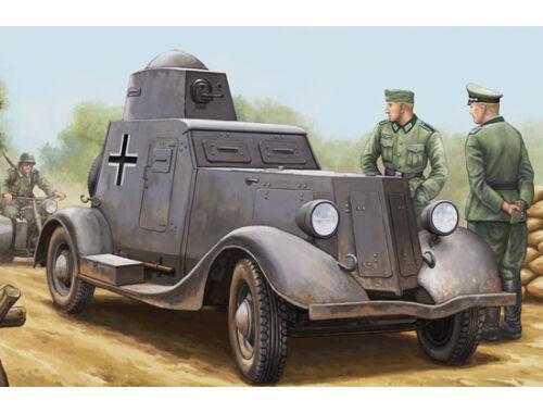 Hobby Boss Soviet BA-20M Armored Car 1:35 (83884)