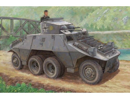 Hobby Boss M35 Mittlere Panzerwagen (ADGZ-Steyr) 1:35 (83890)