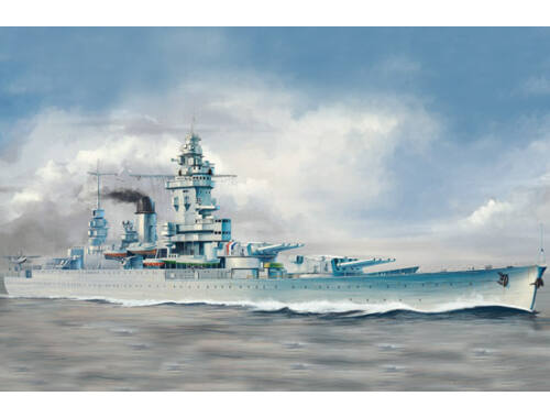Hobby Boss French Navy Strasbourg Battleship 1:350 (86507)