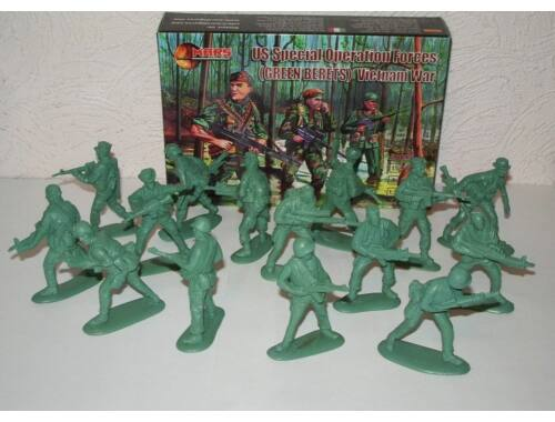 Mars US special operation forces(Green Berets 1:32 (32008)
