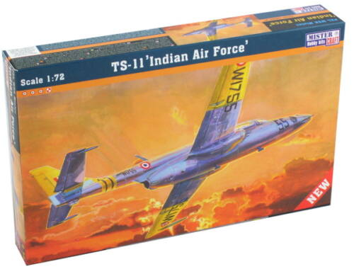 Mistercraft TS-11 Iskra Bis D Indian Air Force 1:72 (C-19)