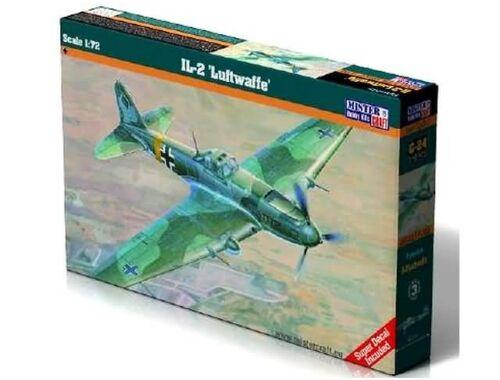 Mistercraft IL-2 Luftwaffe 1:72 (C-24)