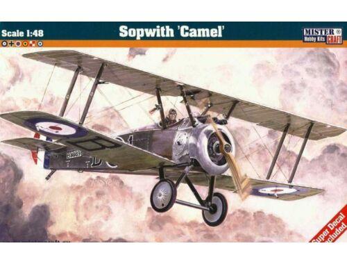"Mistercraft Sopwith ""Camel"" NEW 1:48 (D-231)"