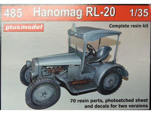 Plus Model Hanomag RL-20 1:35 (485)