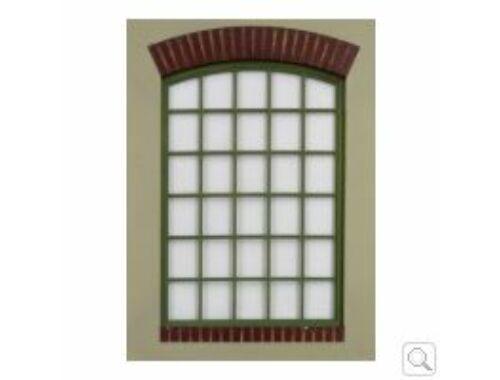 Plus Model Workshop windows-round 1:35 (502)