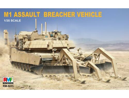 Rye Field Model M1 ASSAULT BREACHER VEHICLE 1:35 (5011)