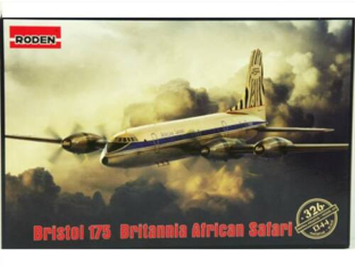 Roden Bristol 175 Britannia African Safari 1:144 (326)
