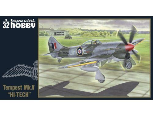 "Special Hobby Hawker tempest Mk.V ""Hi-Tech 2"" 1:32 (32070)"