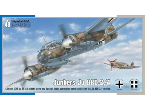 Special Hobby Junkers Ju 88D-2/4 1:48 (48178)