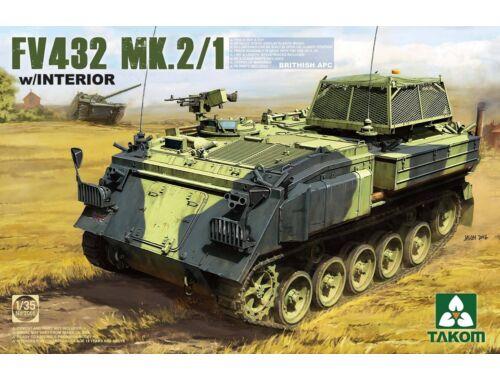 Takom British APC FV432 Mk.2/1 1:35 (2066)