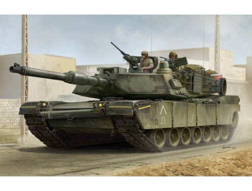 Trumpeter US M1A1 AIM MBT 1:16 (00926)