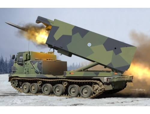 Trumpeter M270/A1 Multiple Launch Rocket System - Fin/Ned 1:35 (1047)