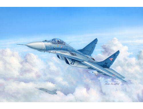 "Trumpeter Russian MIG-29A Fulcrum ""HuAF"" 1:32 (03223)"