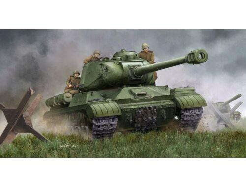 Trumpeter Soviet JS-2M Heavy Tank-Late 1:35 (5590)